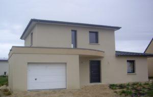 construction-dune-Maison-avec-enduit-deux-tons-porte-sectionnelle-et-cotim-11-zilten-300x191