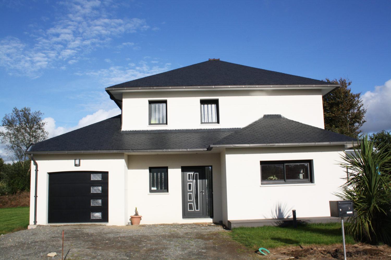 Construction de maison individuelle - Saint-Thonan Brest Finistère