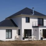 Construction-maison-Tourelle-ardoise-contemporaine-150x150