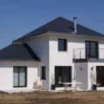 Construction-maison-Tourelle-ardoise-contemporaine-150x150